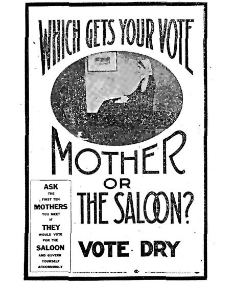 Mother or the Saloon