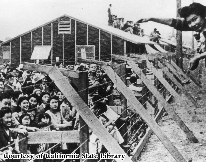 Japanese American Internment Camps - WWII