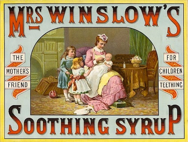 Mrs. Wislow's Soothing Syrups