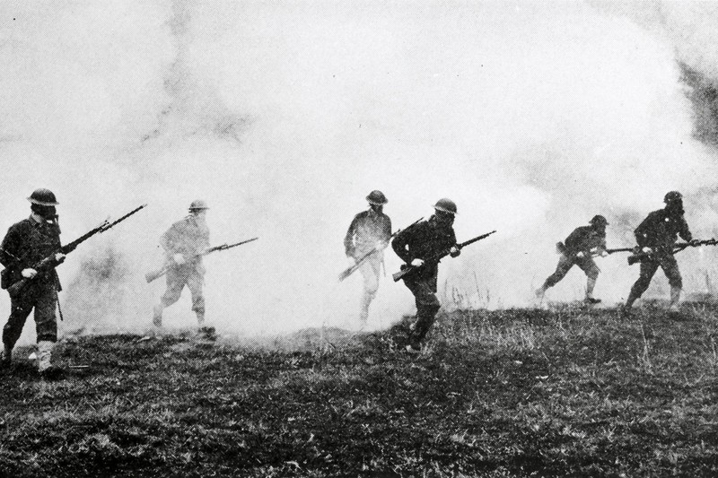 WW1 Chemical Weapons