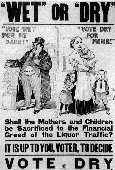 Prohibition Propaganda