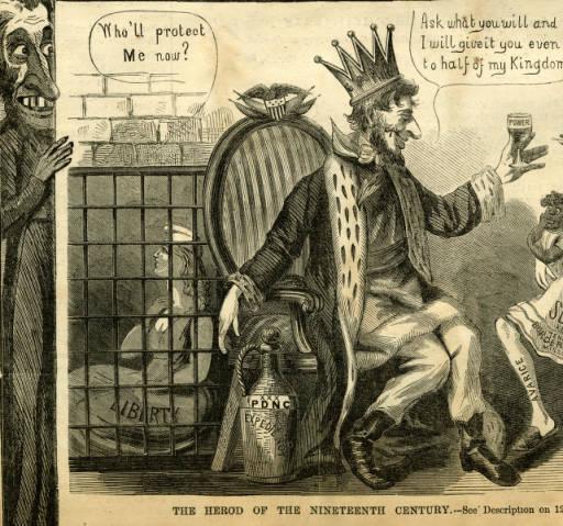 The Herod of the Nineteenth Century