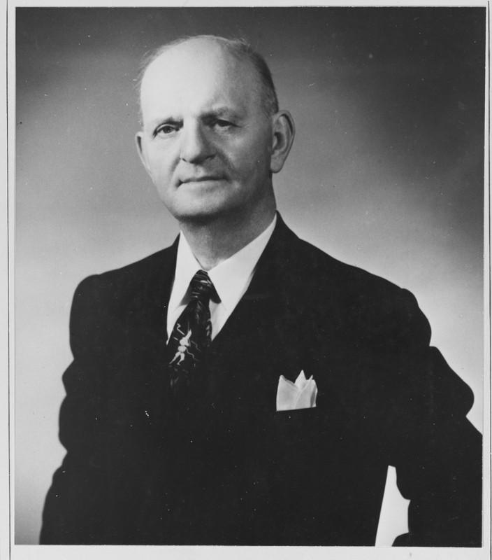The Honorable Senator Carl Vinson-D-GA