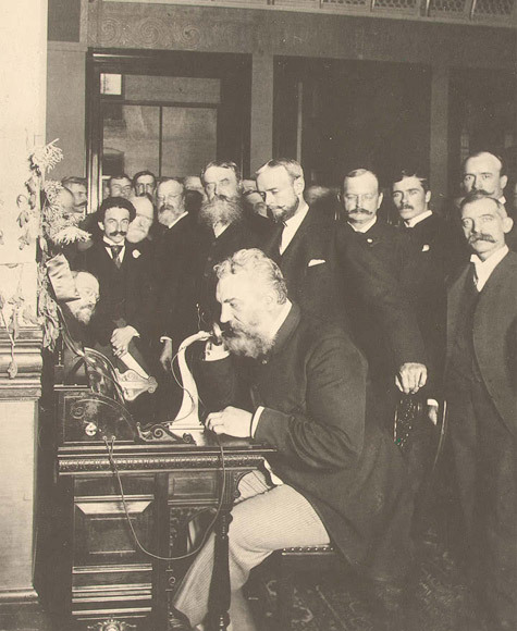 Alexander Graham Bell Invented the Photophone