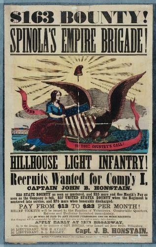 Join the Hillhouse Light Infantry