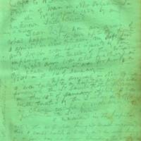Captain E.W. Fuller letter to Mary Fuller, letter 1, page 1