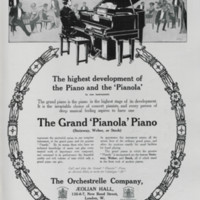 The Grand 'Pianola' Piano