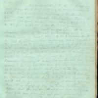 Captain E.W. Fuller letter to Mary Fuller, letter 6, page 1