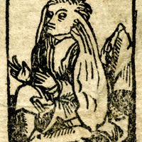 Panotti from Nuremberg Chronicles