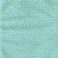 Captain E.W. Fuller letter to Mary Fuller, letter 4, page 3