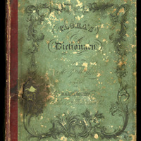 Flora's Dictionary cover
