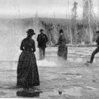 Yellowstone Tourists