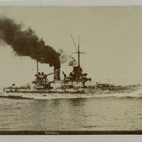 S.M.S. Nassau postcard<br />