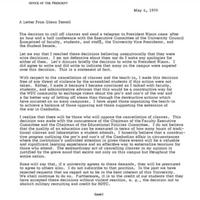 A Letter From Glenn Terrell