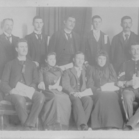 Record Staff of 1893