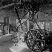 Engine Room ca. 1899