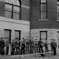 Engineering Class ca.1896