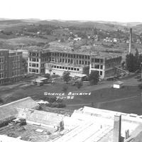 Science Hall Construction July 7, 1935