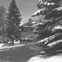 President's House ca. 1930