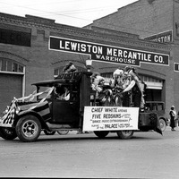 Cherry Blossom Festival, Lewiston May 20, 1931