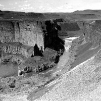 Falls, Palouse April 24, 1932