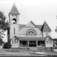 Pullman Christian Church, 1933